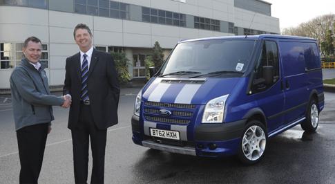 Birmingham Ford Commercials Last Van