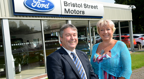 MP commends dealership growth
