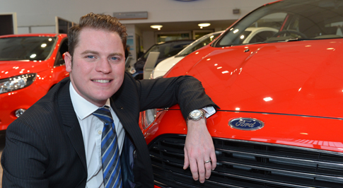 Ford Shirley under new management