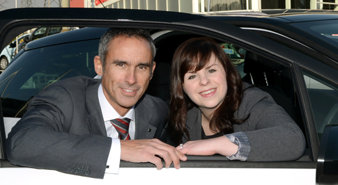 Bristol Street Motors lends a helping hand to charity