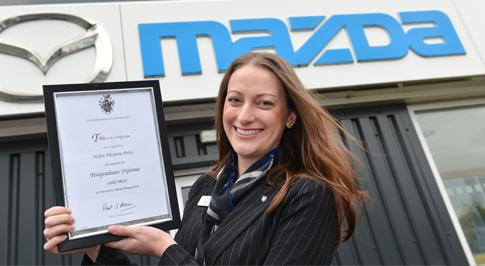 Bristol Street Motors Sales Manager Graduates