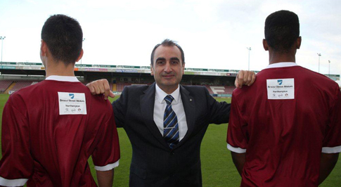 Bristol Street Motors support Northampton Town FC's Academy