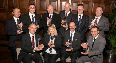 Vertu Motors CEO Awards 2014