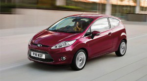 Ford Fiesta tops CAP Total Cost of Motoring table