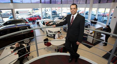 Bristol Street Motors invests in Vauxhall Sunderland
