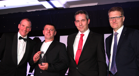 Vauxhall Chingford colleagues win national awards