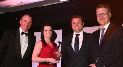 Nissan Glasgow Sales Executive wins national awards