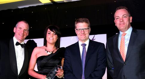 Vertu Motors colleagues in Leeds win national awards