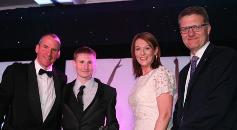 Hyundai Nottingham Service Technician wins national award
