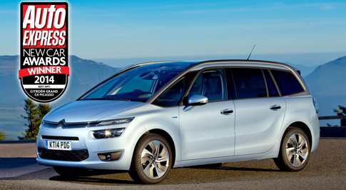 Citroen proves its metal across the range