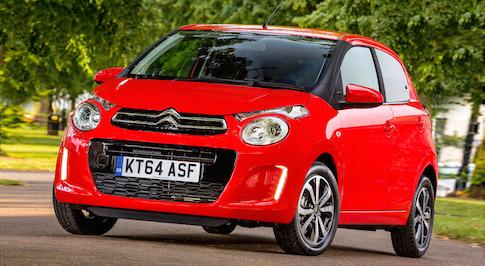 Citroën scoops two GreenFleet awards