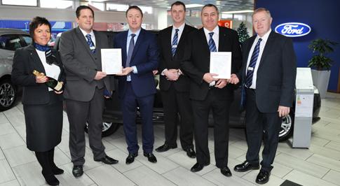 Bristol Street Motors Bolton has customer service recognised