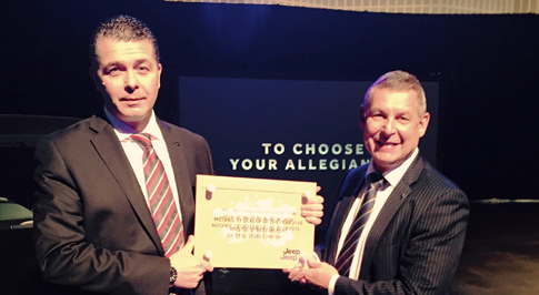 Bristol Street Motors Newcastle named Dealership of the Year