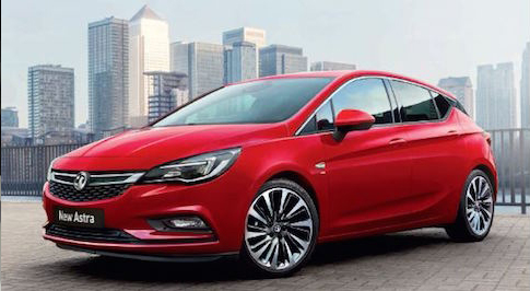 New Vauxhall Astra Wins What Car? Best Buy Award