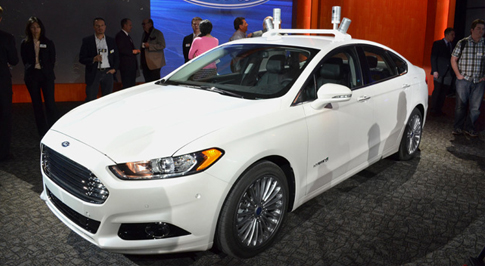 Ford Triples Investment in Self Driving Technology