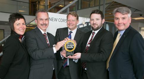 Newcastle Dealership Adds Two Motability Awards