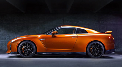 A Look at The New Nissan GT-R