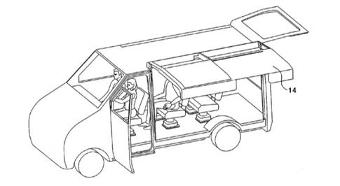 Hyundai Patents New MPV Design