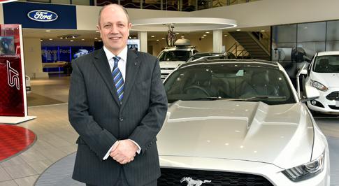 Million pound refurbishment at Ford Birmingham