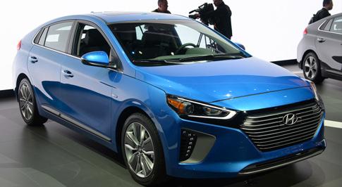 Hyundai aims to produce 26 eco-friendly models through 2020