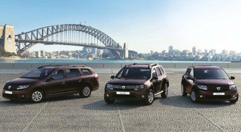 Dacia reveals new Ambiance Prime range