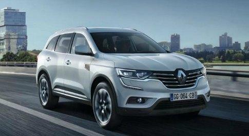 Renault debuts Koleos SUV at Beijing Motor Show