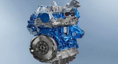 Ford release new 'EcoBlue' diesel engine