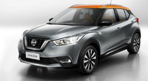 Nissan reveal new Kicks model