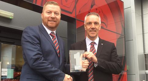Knaresborough colleague wins 15th consecutive award