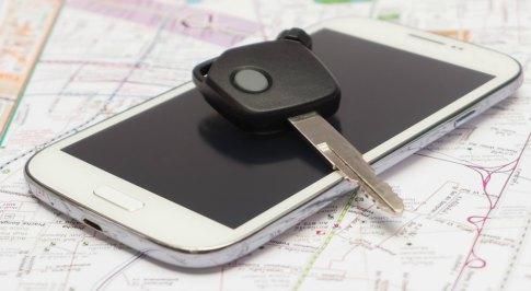 Apple Are Designing iPhone-Based Car Key