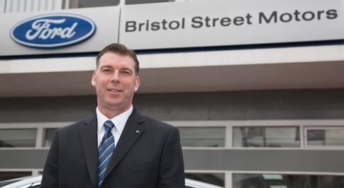 Bristol Street Motors Ford 'Best Dealership in Bolton'