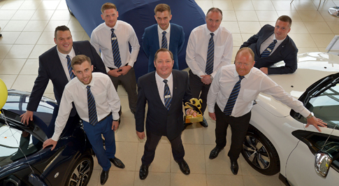 Macklin Motors Paisley picks up Guild of the Gold Lion Award