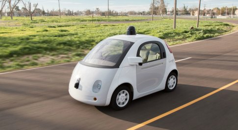 Google invest in flying car technology