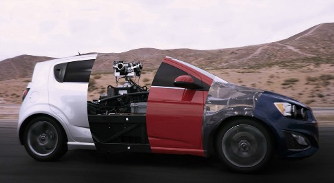 Mill Blackbird to Redefine Cars on Film