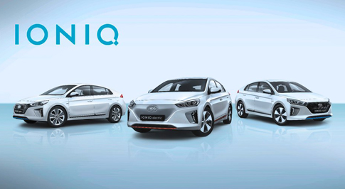 New Hyundai Ioniq 2016: full UK pricing and specs announced