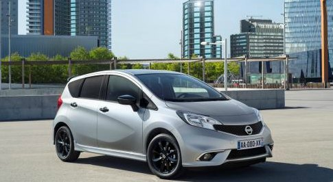 Nissan Note gains luxurious new look with Black Edition trim