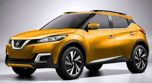 New Nissan Juke Coming in 2017
