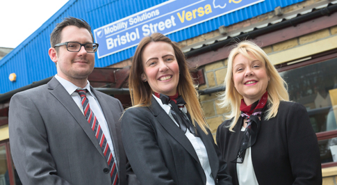 Bristol Street Versa deliver mobility to New Zealand