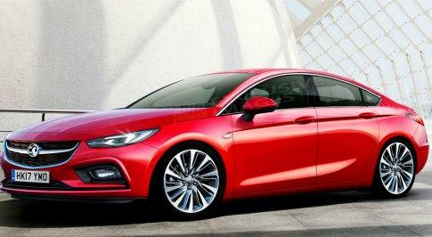 Bigger yet lighter: the 2017 Vauxhall Insignia