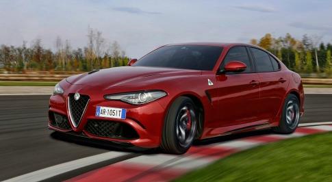 Alfa Romeo Giulia Details Announced