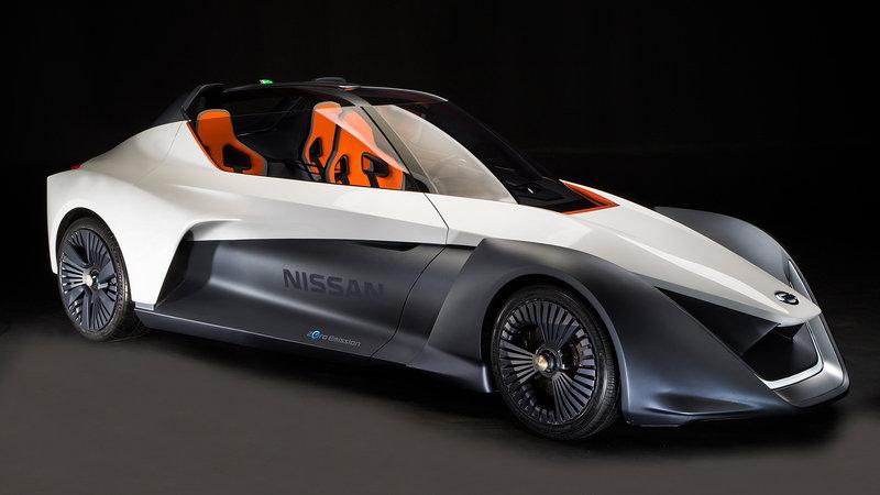 Nissan Bladeglider Concept Showcased in Rio