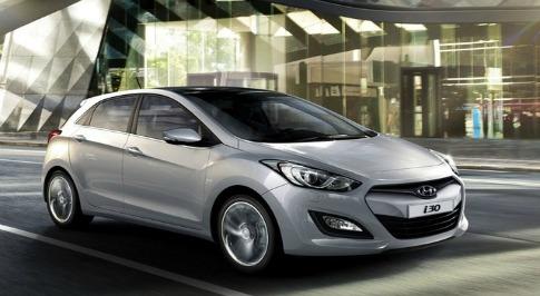 Hyundai Reveals New Hyundai i30 Details