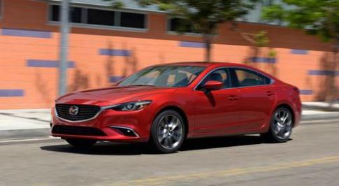 Mazda 6 Update Adds New G-Vectoring Tech