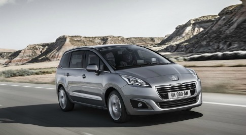 Peugeot 5008 Resurfaces As All New SUV