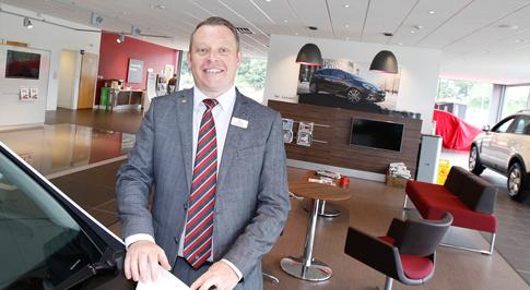 Bristol Street Motors unveils £180,000 refurbishment