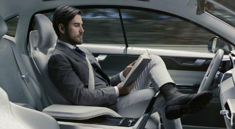 Volvo Begins New Autonomous Car Programme 'Drive Me'