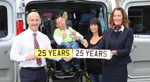 Bristol Street Versa celebrates 25 years of business