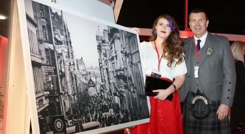 Nissan Glasgow celebrates local photographer