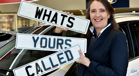 'What's yours called?' - Study reveals top car names in 2017