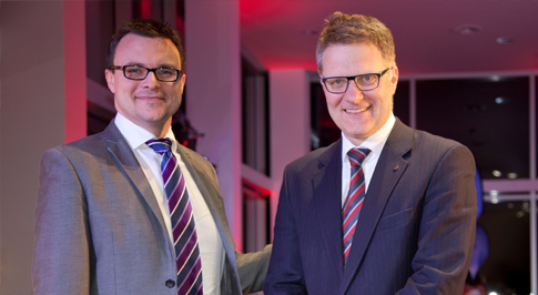Hereford Audi unveils the results of £2M refurbishment